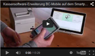 Bistro-Cash und BC-Mobile im Video